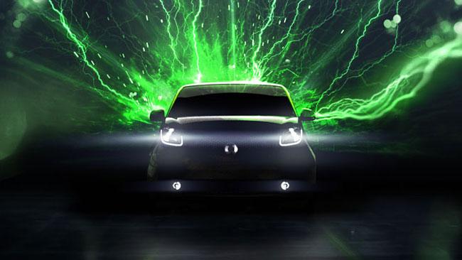 SMART – ELECTRIC DRIVE