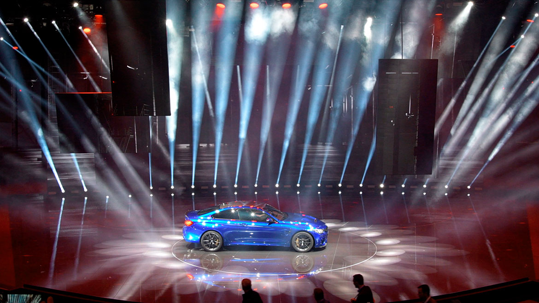 BMW IAA Messe 2017