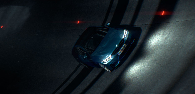 BMW M IAA 2017 3D Animation