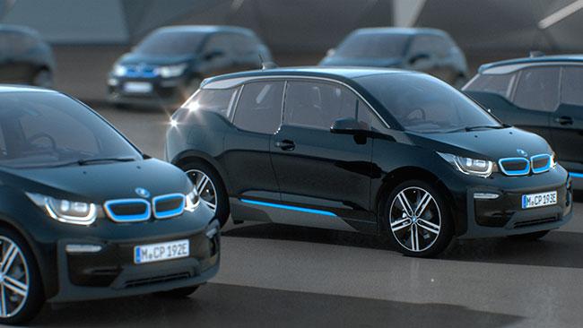 BMW i3 – CAR BALLET