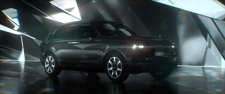 Rolls Royce Cullinan styleframe
