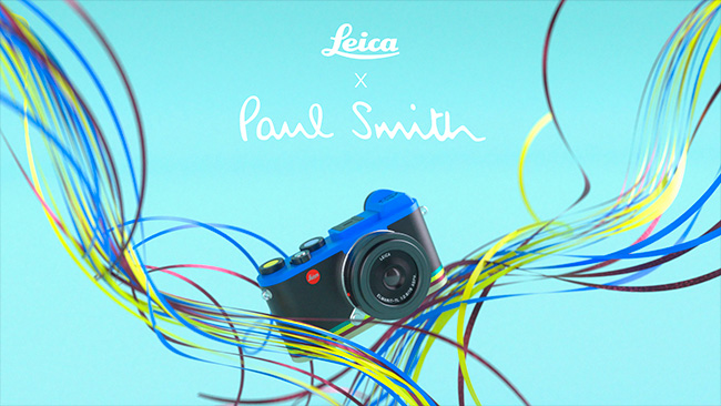 LEICA by Paul Smith